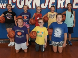 5th Grade Girls' Basketball.