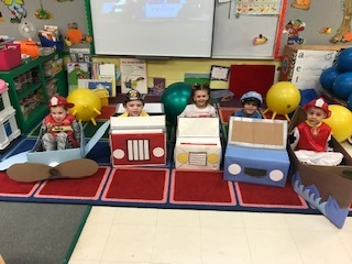 Early Childhood and Pre K Learn About Community Helpers