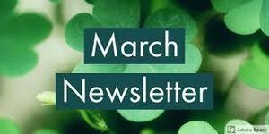 Maple March Newsletter