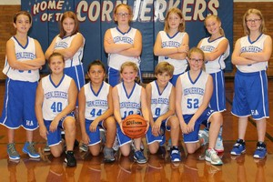 5th Grade Girls' Basketball