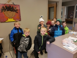 Maple Students Provide Assistance
