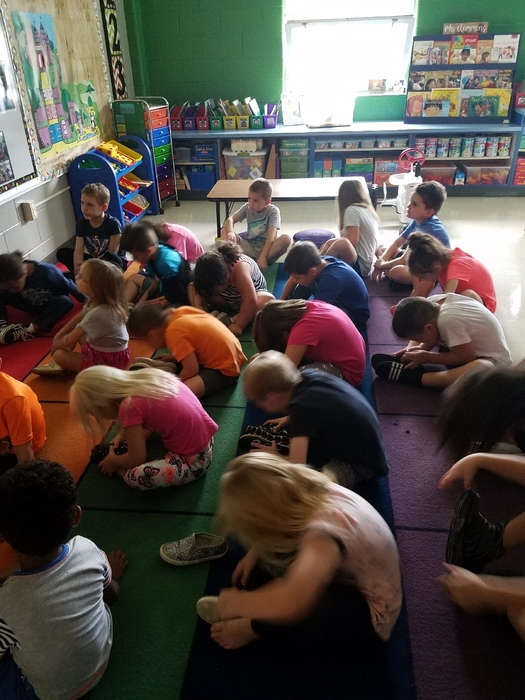 yoga for the elementary classroom