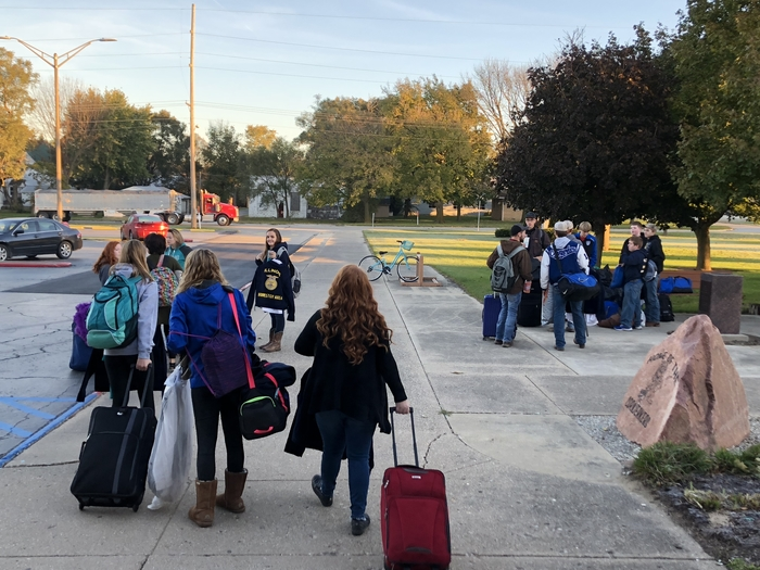 FFA getting ready to head to National Convention.