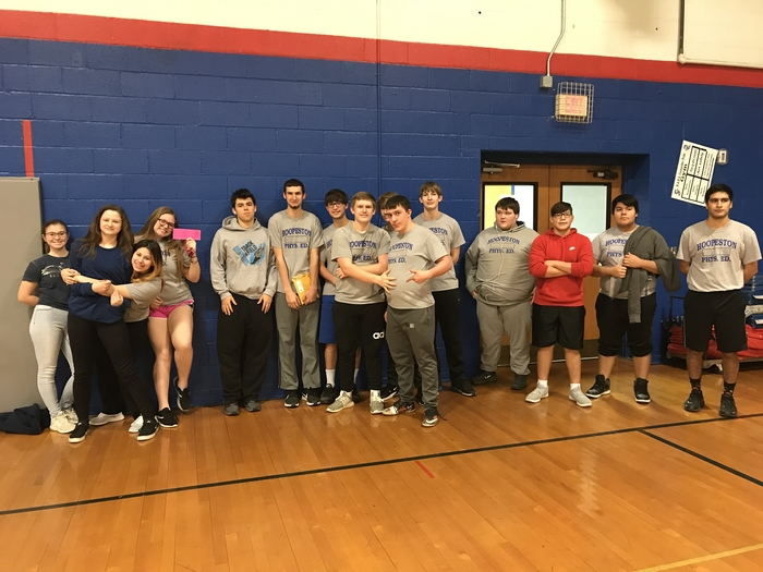 6th Hour Advanced PE