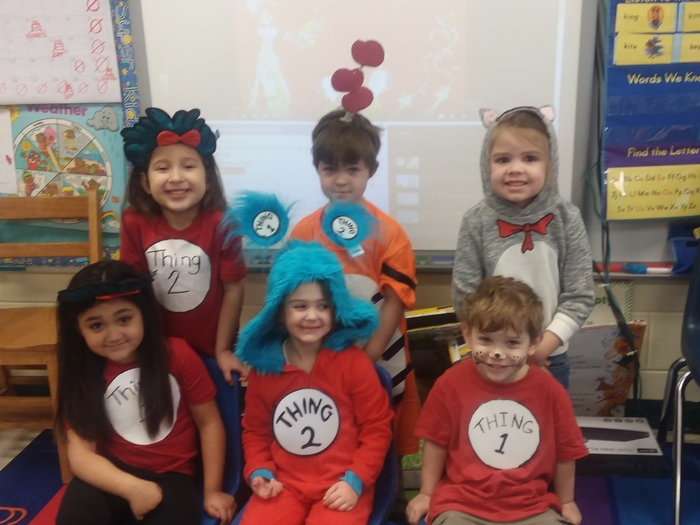 Character Day in Pre-K