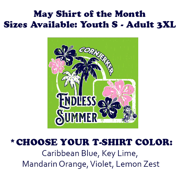 May Shirt of Month