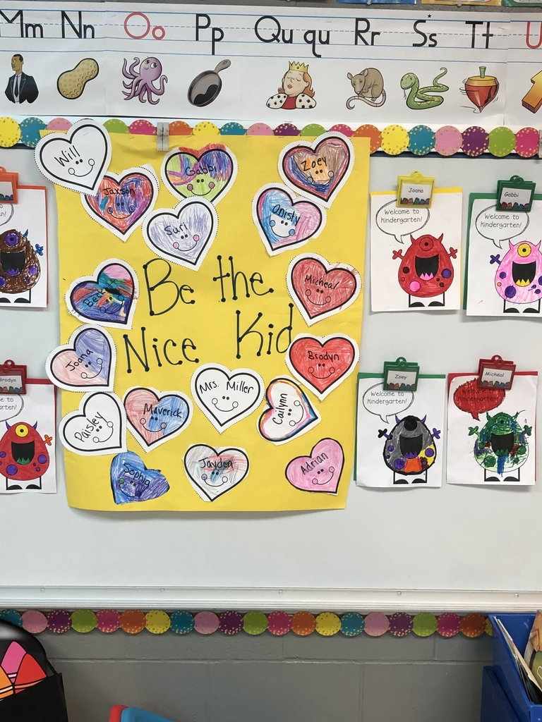 Be the nice kid promise
