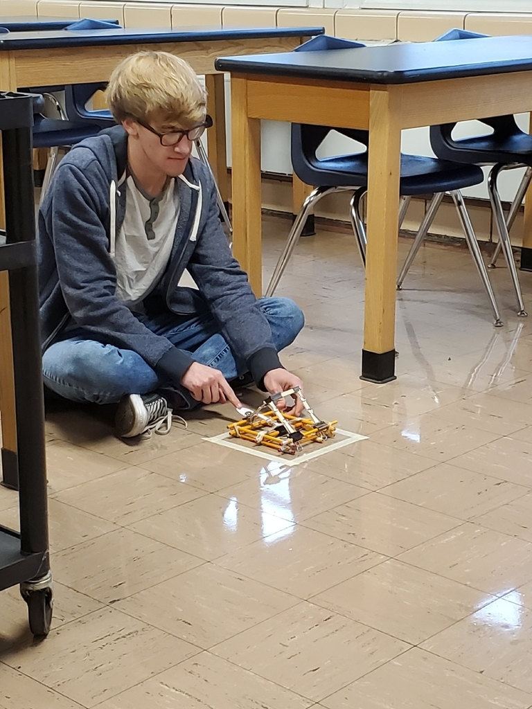 Physics - Catapult Testing - 4th hr