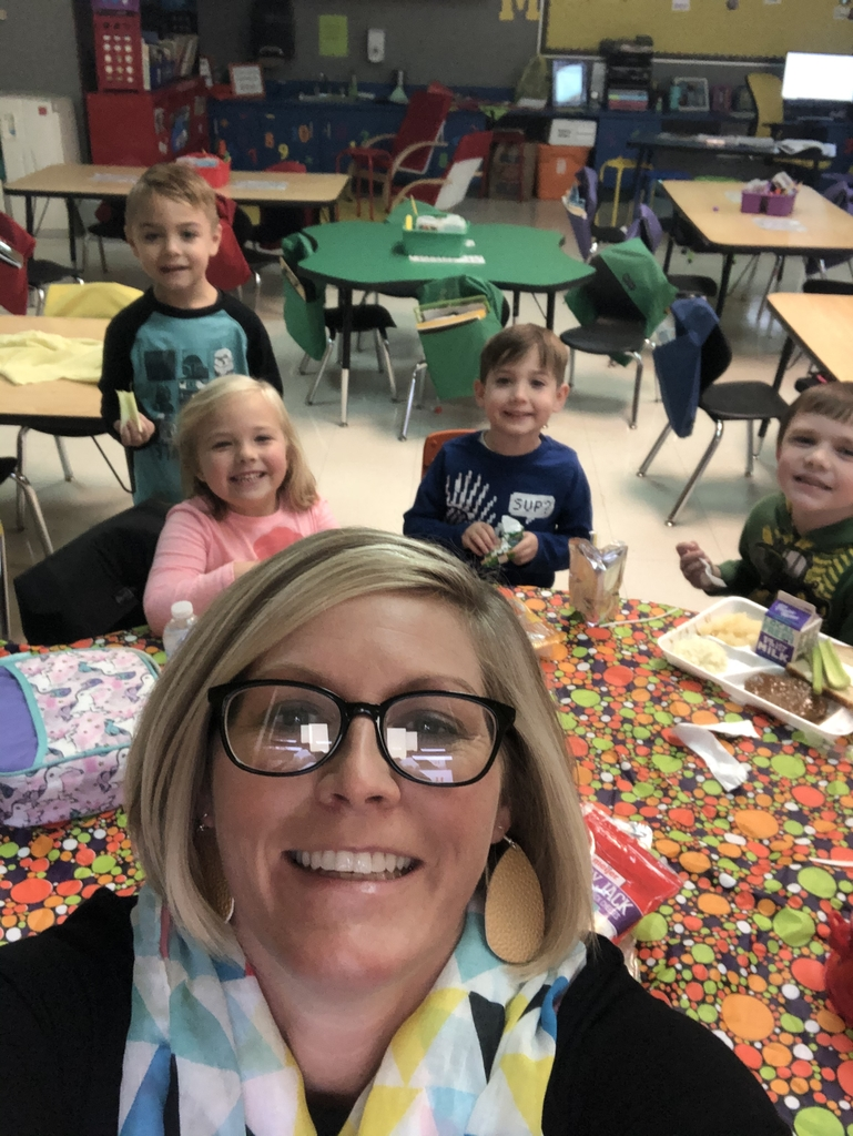 Lunch with Mrs.Miller